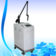 Safe&effective 1064nm 532nm single pulse q switched nd yag laser