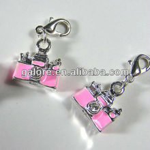 camera charms metal charms wholesale number charms