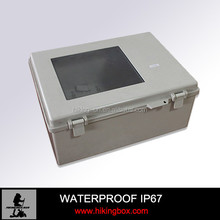 cheap lcd waterproof plastic enclosure ip67