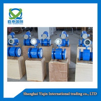 lcd digital liquid flowmeter/magnetic flow meter/electromagnetic flow meter for chemical liquid