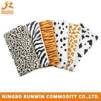 Direct Factory Price Wholesale Animal Prints Pencil Pouch