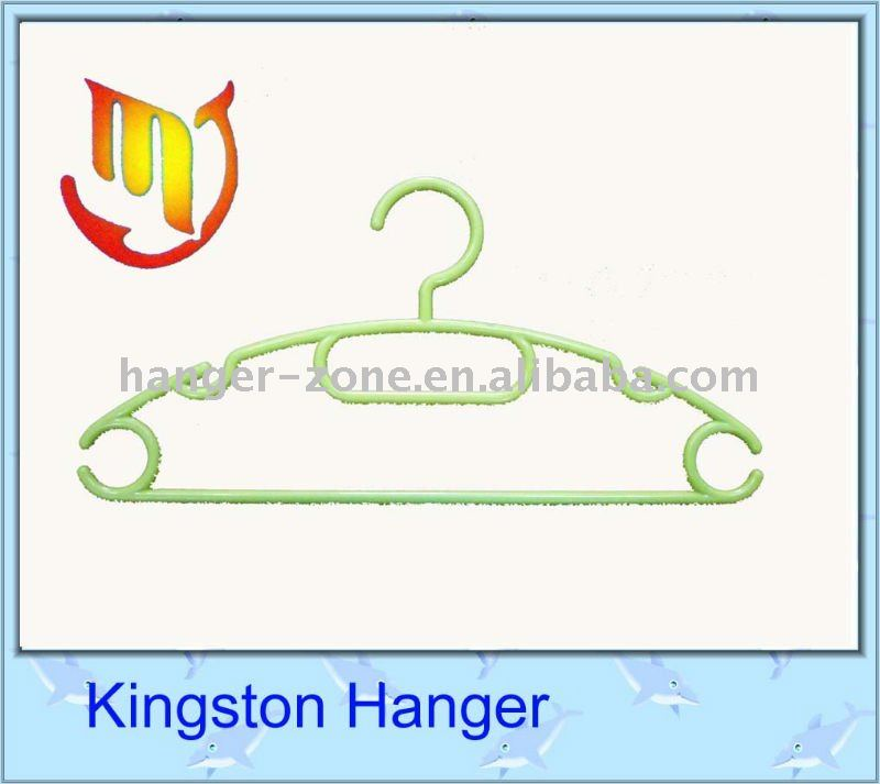Small Plastic Coat Hanger Made of PP Material Direct Deal JM6357