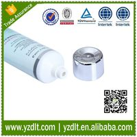 Matte Face cream mini plastic tube ISO 9001