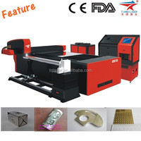 Fiber Laser Cutter Series for sheet metal cutting and bending machine