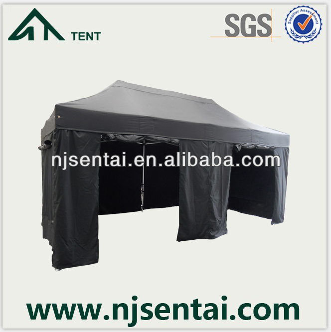 silver polyester beach tent aluminum canopy car easy up canopy 3x6