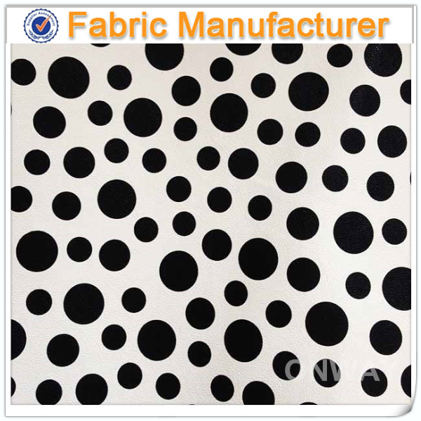 Abrasive resistance recycled microfiber regenerated leather supplier