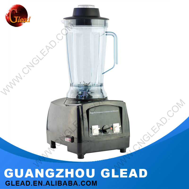 Guangzhou Heavy Duty Grinding/Juicing Mini 2200w commercial blender