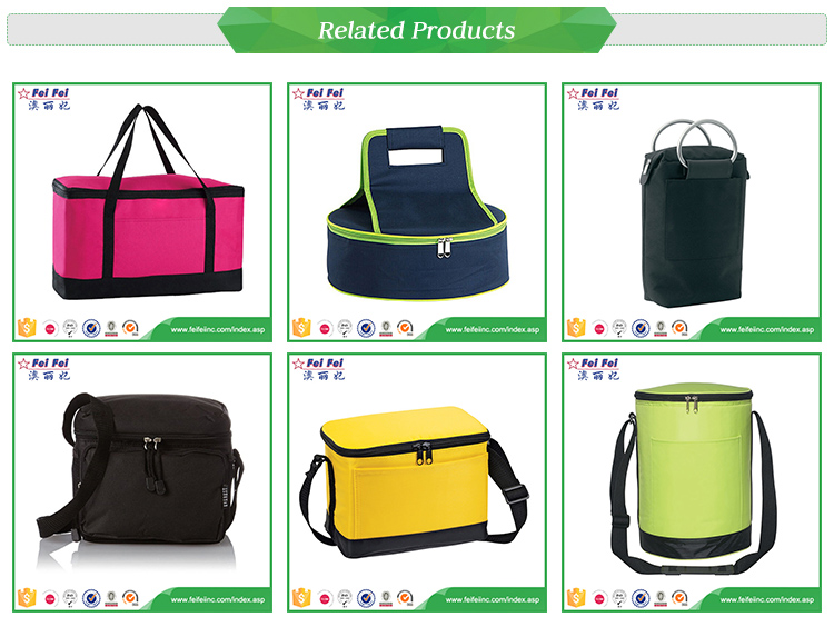SEDEX/SGS Top quality portable eco-friendly igloo cooler bag