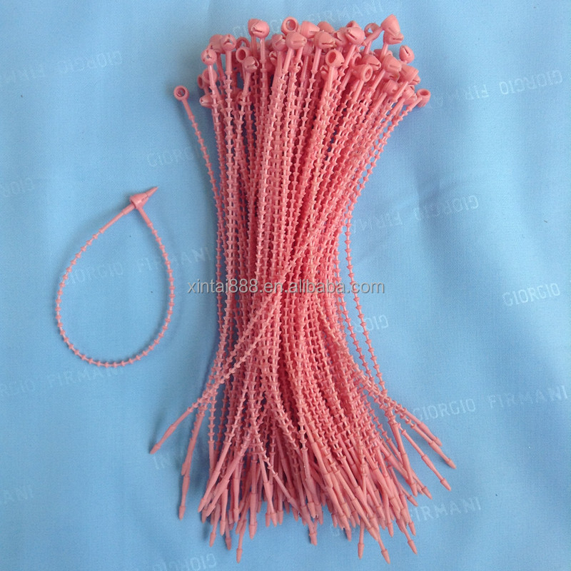 5 inch pink loop pin safety pins