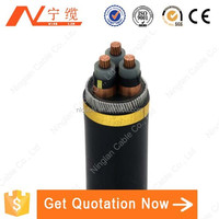 Steel-wire Armoured/SWA Wire & Cable Used for Industrial Plant