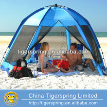 Professional new beach dome tent for sun shelter