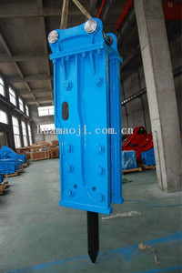 Professional excavator hydraulic breaker and spare parts hammer crusher With Good Service