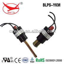 BLPS-YKM air compressor water/heat pump Manual Reset Pressure Switch For Air-Condition