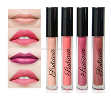 New Lipsticks <strong>Cosmetics</strong> 8 colors matte waterproof long lasting Liquid Lipsticks factory direct wholesale