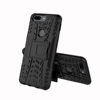 Armor Case For oneplus 5t Hyun Pattern Hybrid Hard Soft Rugged Silicon Rubber Phone Shell for one plus 5t With Stand