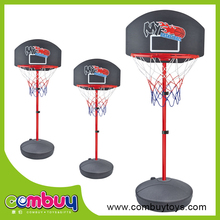 Most Popular children sport equipment movable basketball goal set