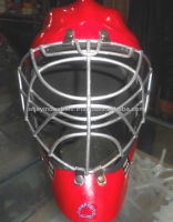 CUSTOM MADE GOALIE HELMET