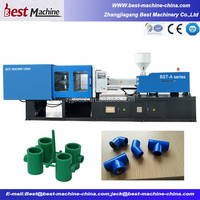 low cost plastic pvc pipes injection moulding making machine price