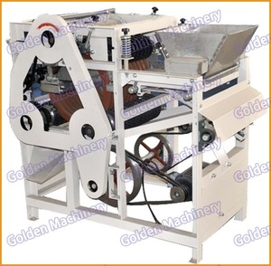 Wet Beans Peel Machine Beans and Nuts Peeler Nuts Skins Peeled Machine