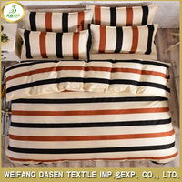 wholesale comfortable cotton bedding sets fabric printed