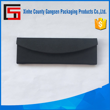 Wholesale synthetic leather folding glasses case