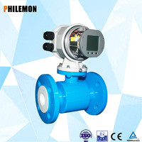 4-20mA and RS485 Magnetic Inductive Flow Meter