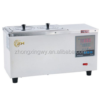 Zhongxing manufacturer price laboratory Thermostatic Water Bath with CE