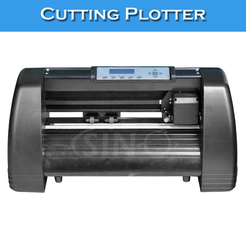 Artcut Software 1351MM Vinyl Cutter Graphtec Plotter For Sticker Cutting