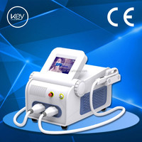 Portable OPT SHR Laser Hair Removal Skin Rejuvenation skin tightening best rf skin tightening face lifting machi