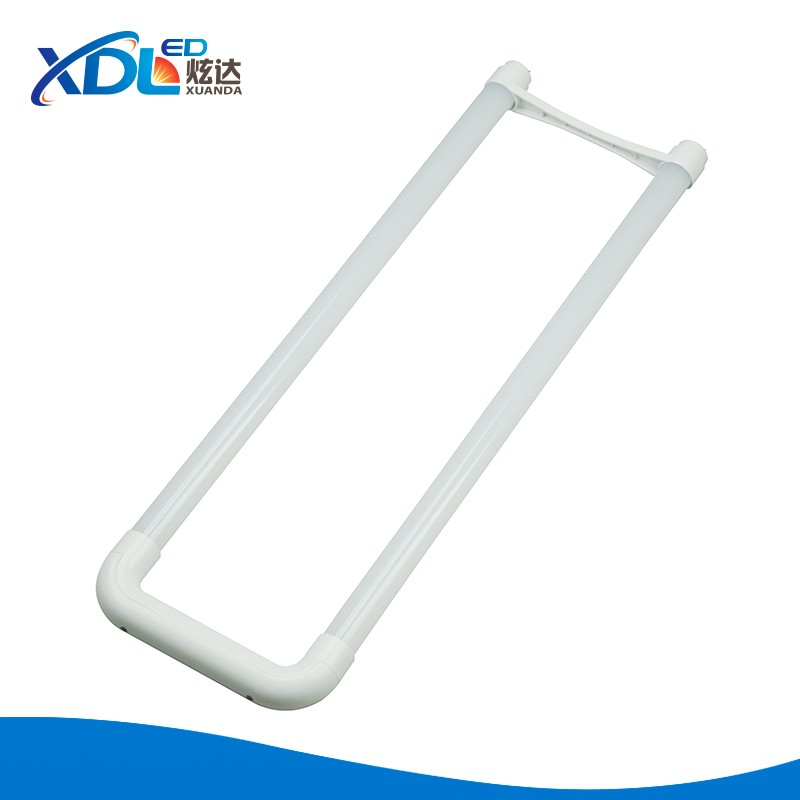 Promotional custom 6000K Cool White 1800lm LED <strong>U</strong> Bent Tube Light with CE RoHS Certification, 3 Years Warranty