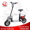 Chihui 4 stroke EPA gas scooter , oem acceptable