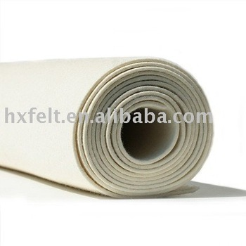 China factory Industry Felt with various thickness and density in stock