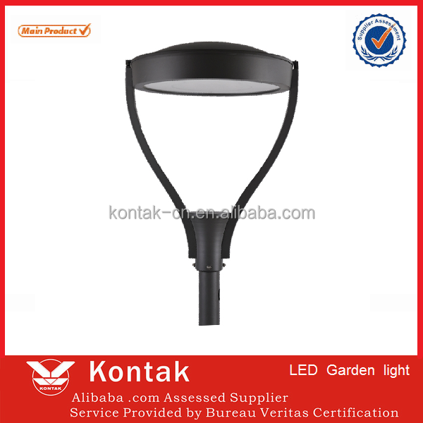 High quality new design 30w 40w 50w 60w garden park street lamp lights