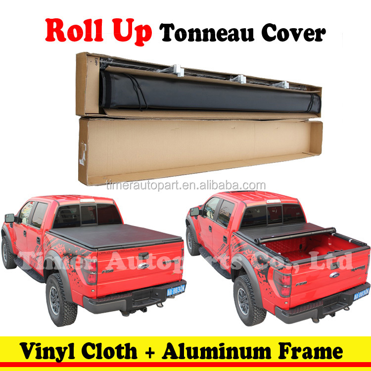 truck accessory wholesale tonneau cover For Toyota Tacoma 6' Bed