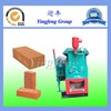 Newest products,DZK28 clay block machine with Yingfeng improved technology