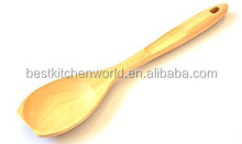 Hot Sales Wood Material Spoon Utensils