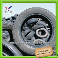 Scrap Tire Recycling Production Line /Waste tire recycling