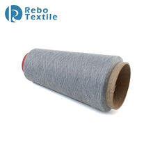 high tenacity recycle surplus spun polyester yarn