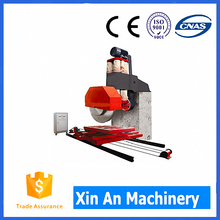 Block cutting machine for granite, stone quarry saw