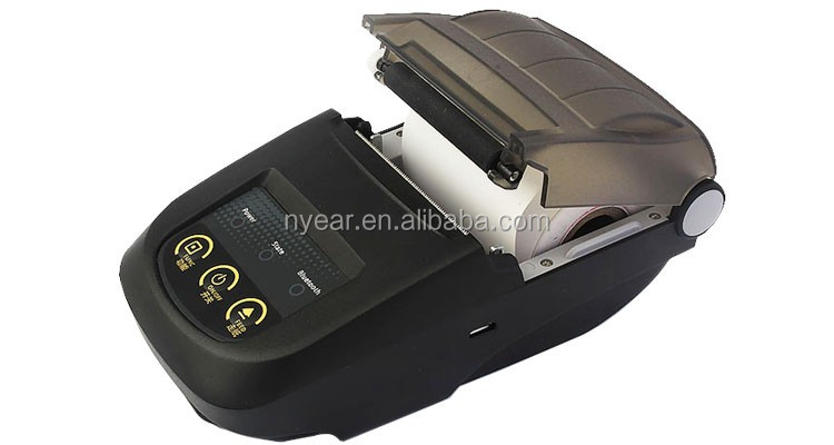 Cheap Bluetooth Thermal BLE Printer Mini Invoice Thermal Receipt Printer--NP100