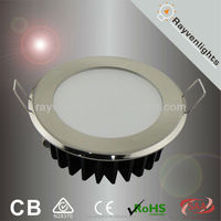 saa dimmable 12w led downlight led light ceiling