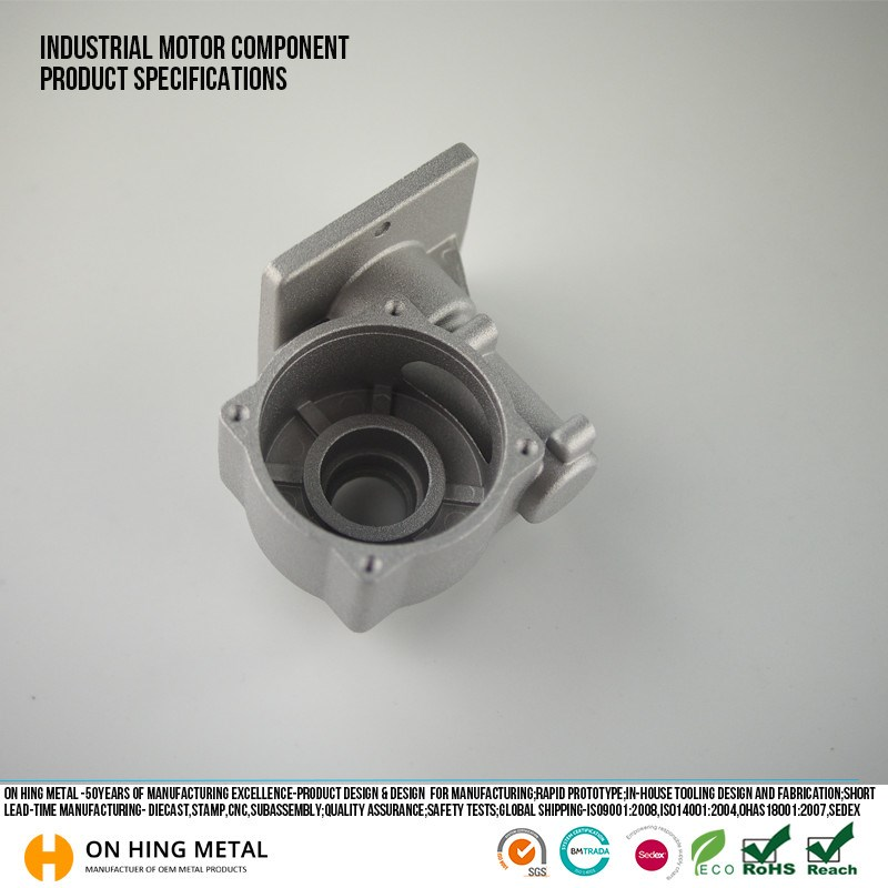 Cnc Machining Oem High Precision Motor Spare Parts