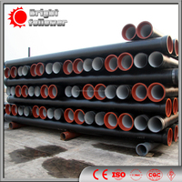ductile iron pipes comply with iso 2531 bs 545 598
