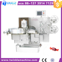 TK-N90 CENTER FILLING HARD CANDY DOUBLE TWIST PACKING MACHINE