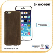 Hot Sell Mobile Phone Wooden Case for iPhone 6 Back Cover