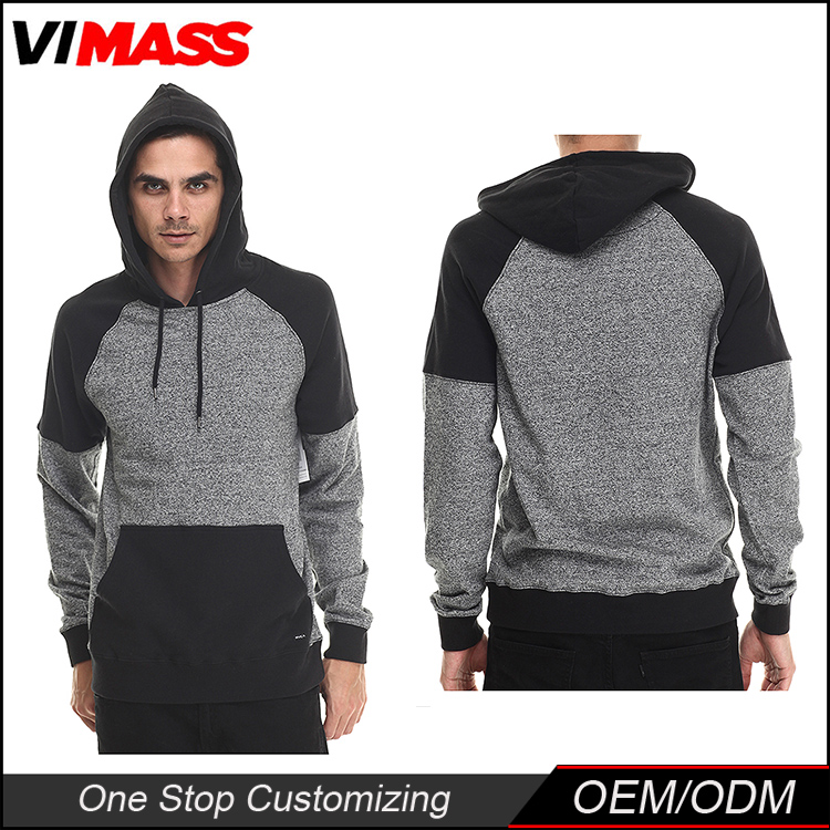 Wholesale Eco Friendly Custom 100% Cotton Mens Sweatshirt Hoody
