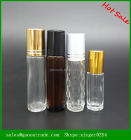 Roll On Sealing Type and Perfume Use 50ml Roll-On Bottles with ball