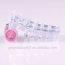 RC012/ hot selling products sex shop in munbai,couple vibrating finger ring
