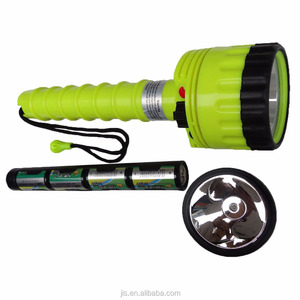 Diving light LED torch underwater flashlight for scuba diving