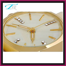 Head watches with diamond inside 2013 popular in USA and Europe customer logo is welcomed for promotion with OEM design